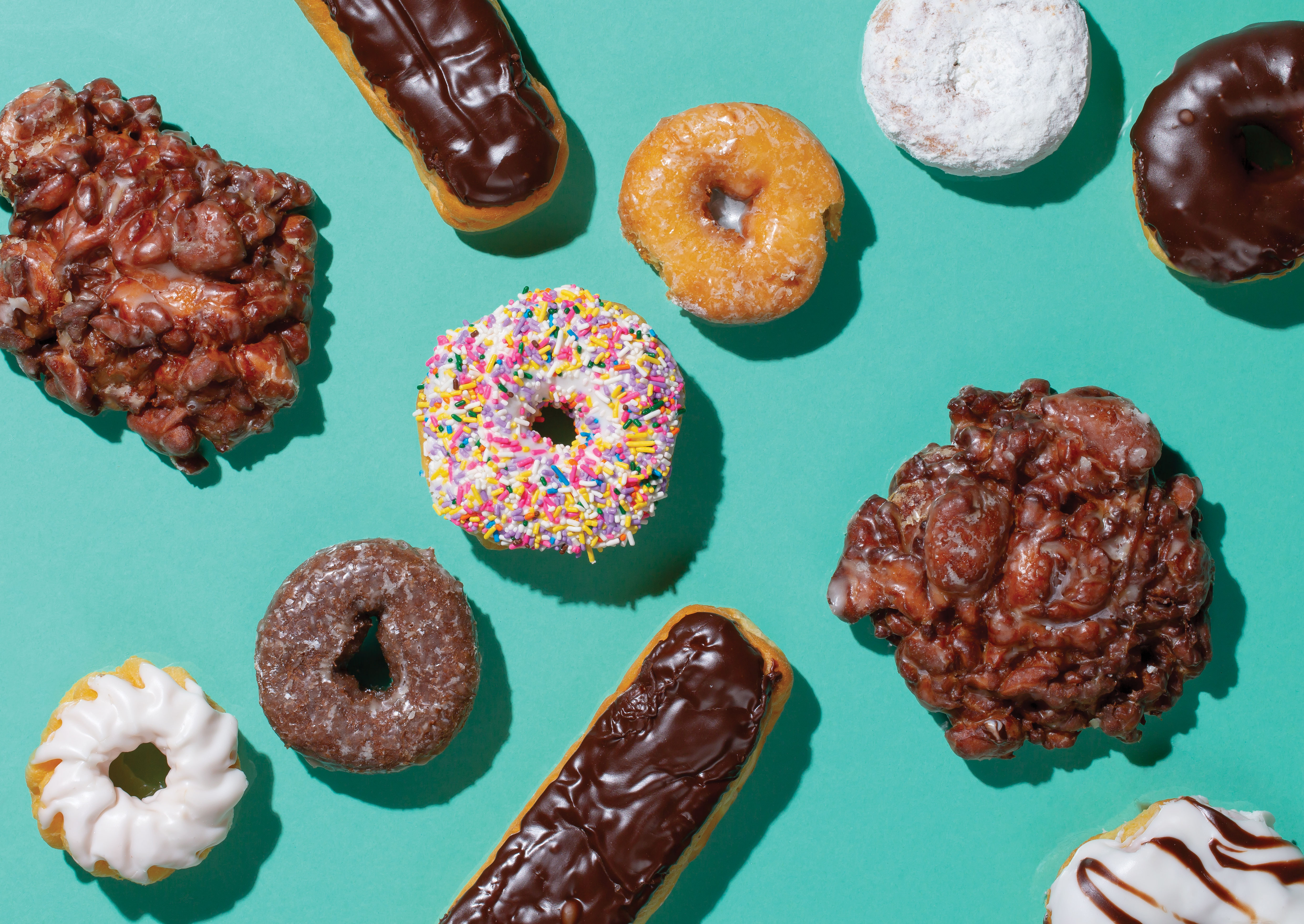 Take a bite back in time at Donut Drive-In. (Photo by Kevin A. Roberts)
